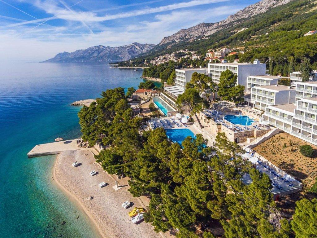 Отель Berulia, Брела, Хорватия