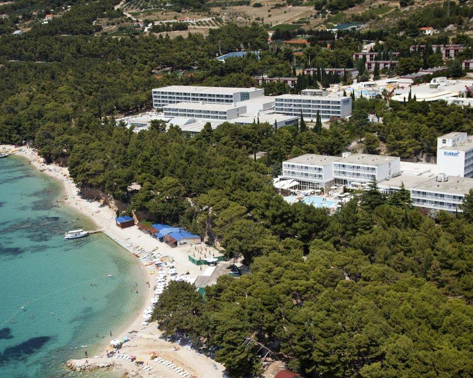 Отель Bluesun Borak Hotel, остров Брач, Хорватия