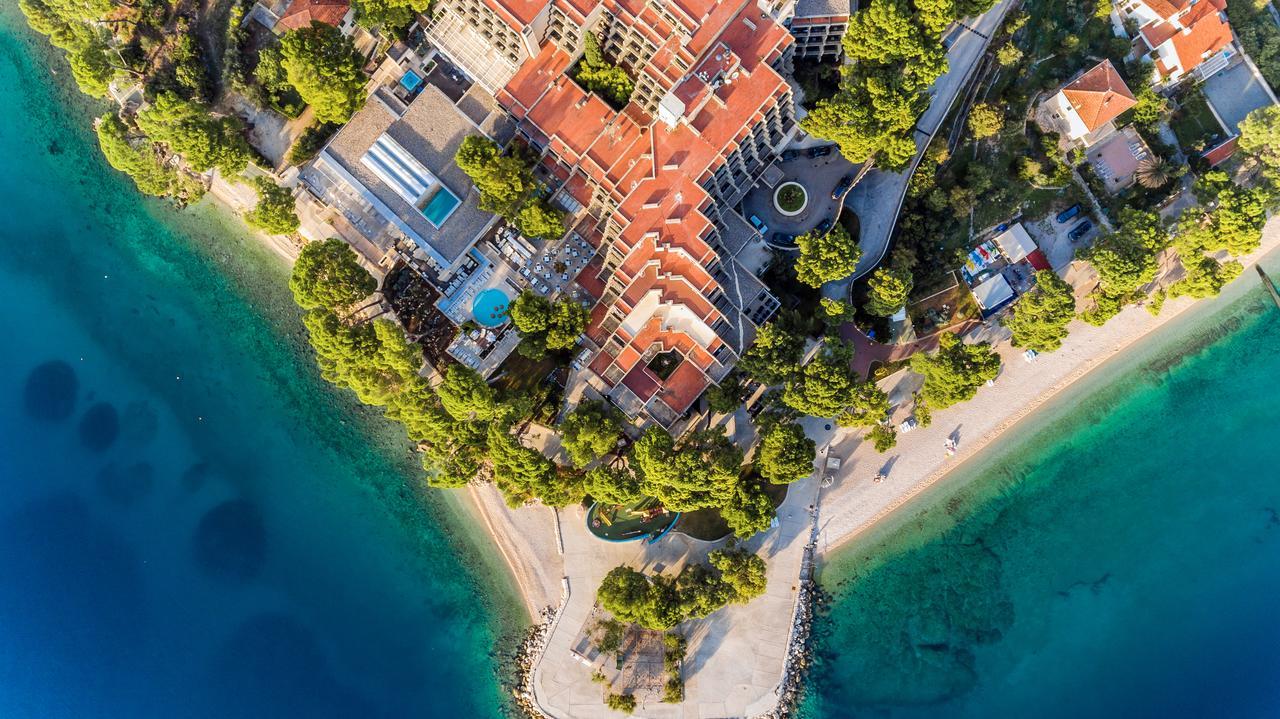 Отель Bluesun Soline, Брела, Хорватия