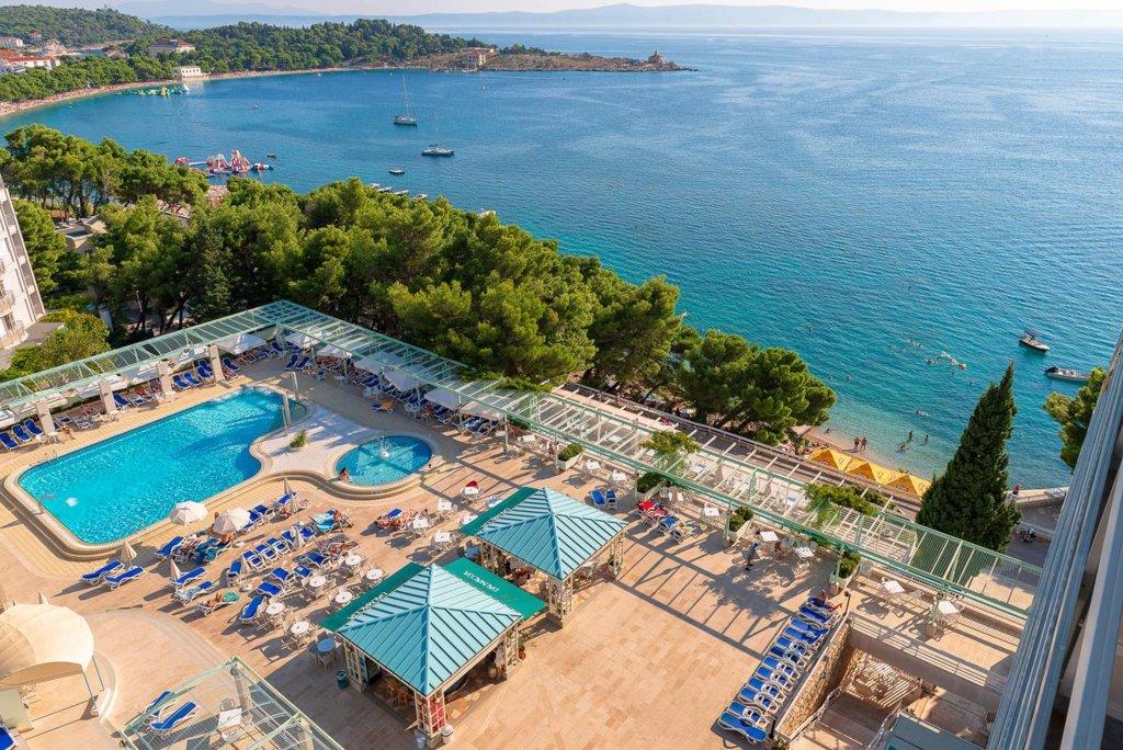 Отель Dalmacija Hotel, Макарска, Хорватия