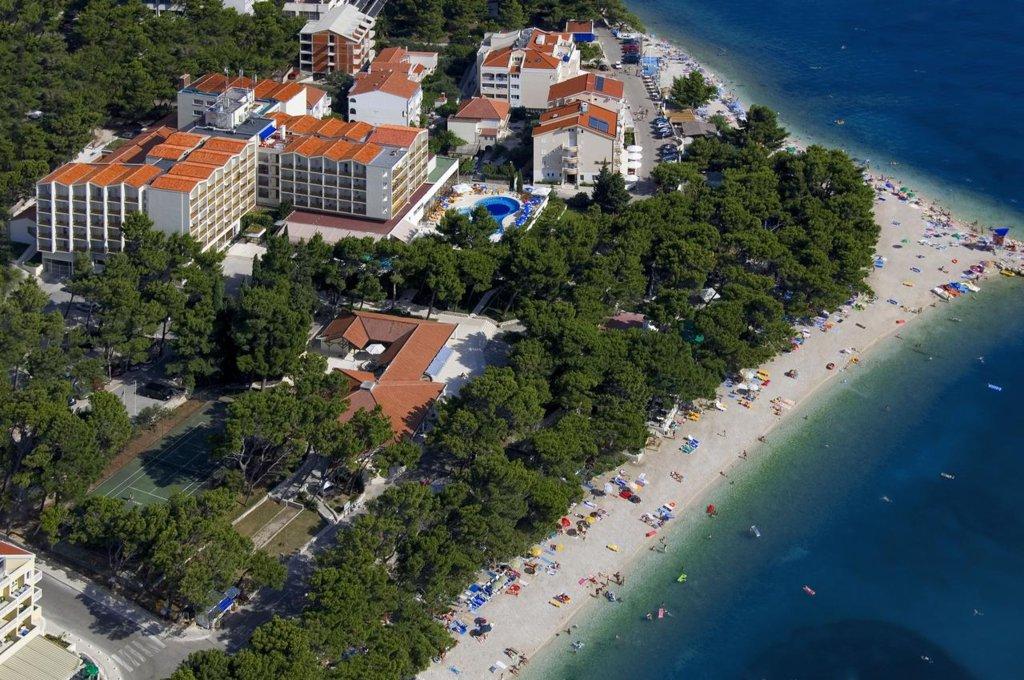 Отель Horizont, Башка Вода, Хорватия