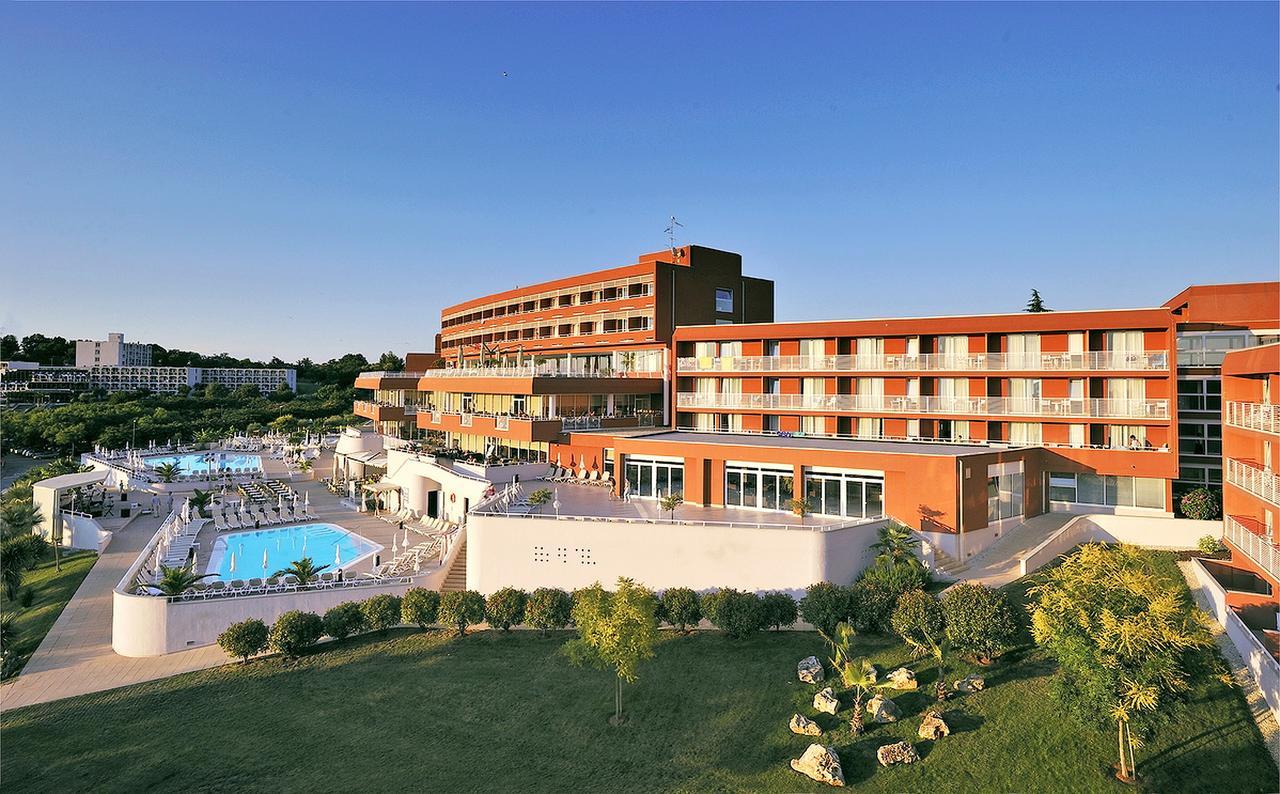 Отель Laguna Albatros, Пореч, Хорватия