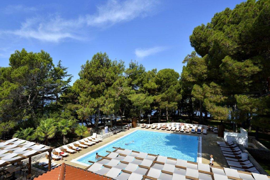 Отель Laguna Galijot, Пореч. Хорватия