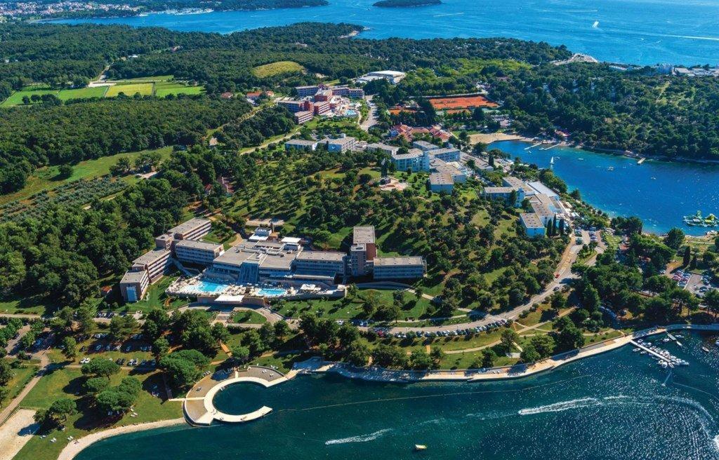 Отель Laguna Molindrio, Пореч, Хорватия