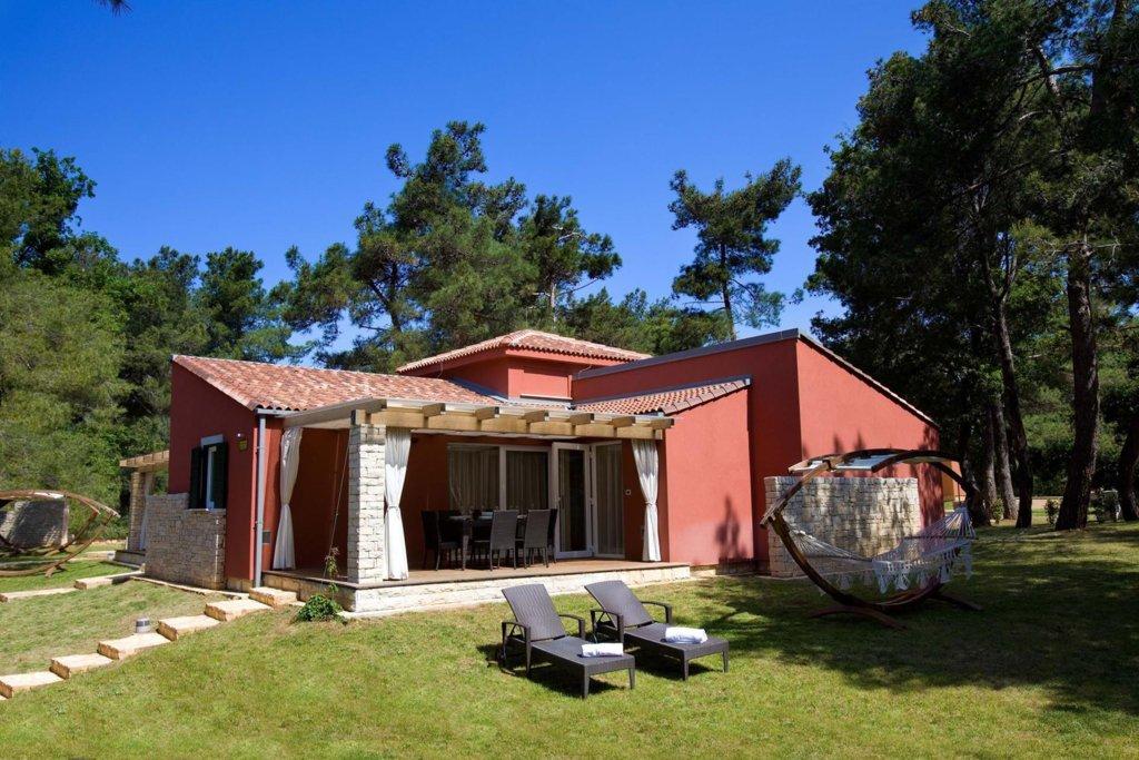 Отель Melia Istrian Villas, Умаг, Хорватия