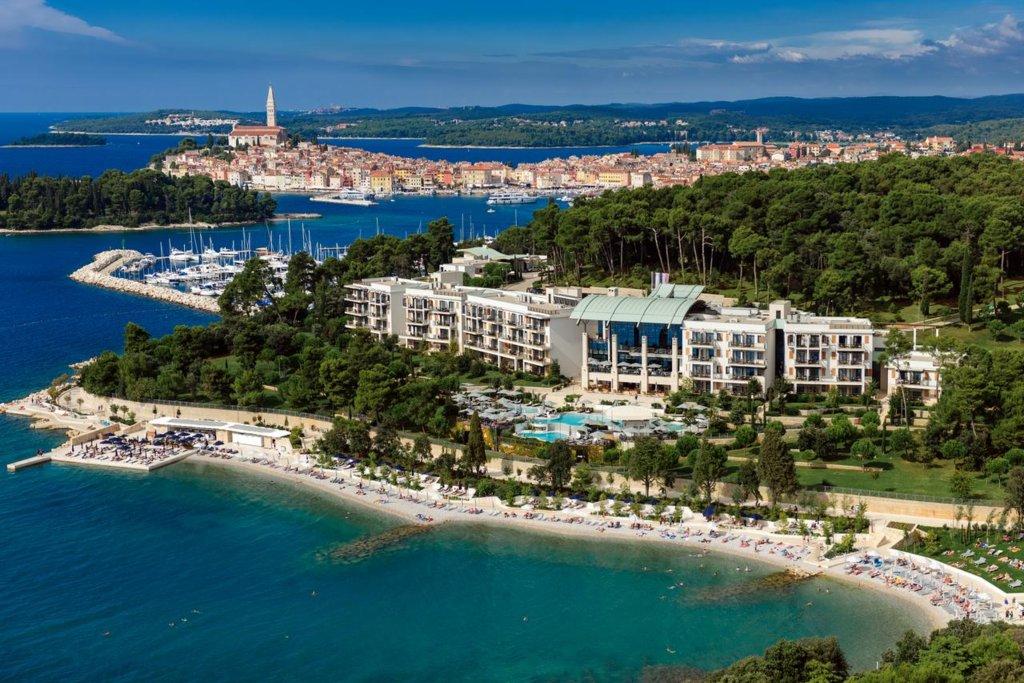 Отель Monte Mulini, Ровинь, Хорватия