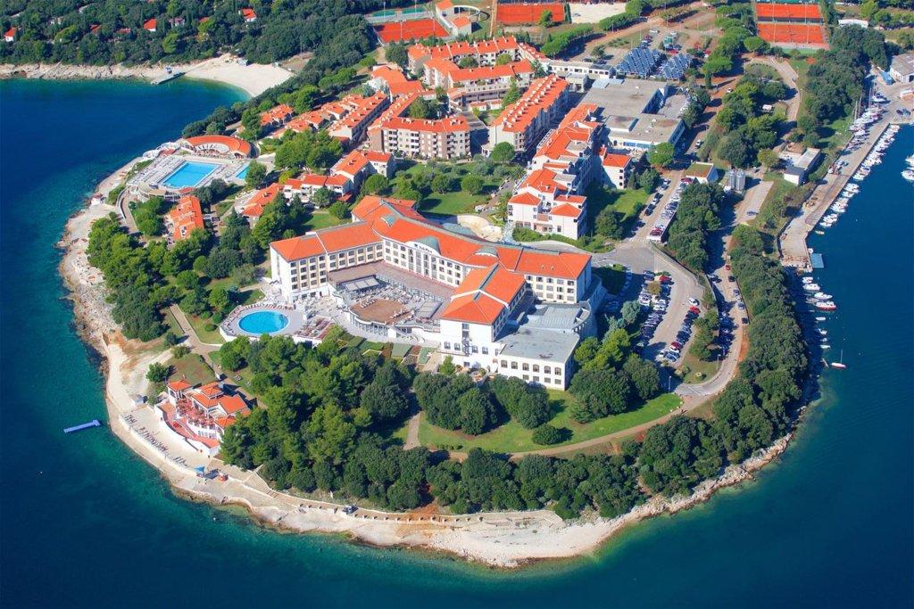 Отель Park Plaza Histria, Пула, Хорватия