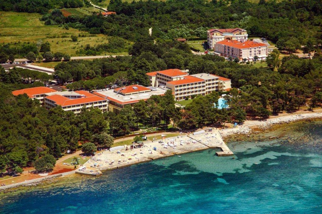 Отель Sol Aurora, Умаг, Хорватия