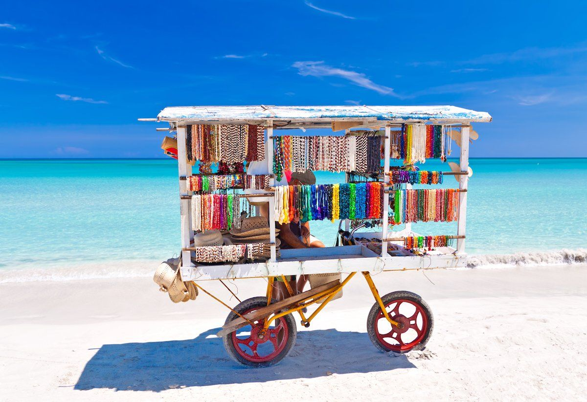 Курорт Варадеро, Куба