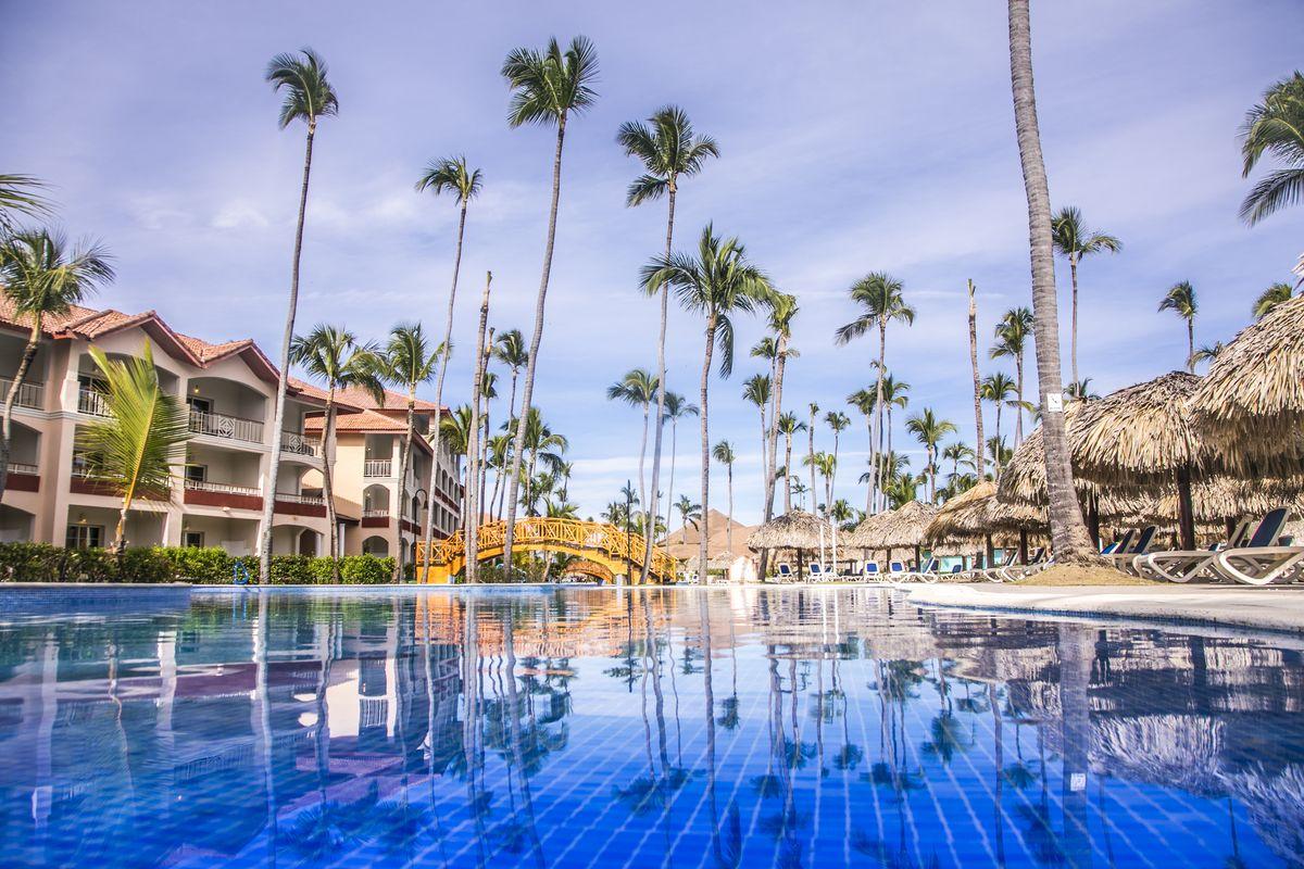 Отель Majestic Colonial Punta Cana, Пунта Кана, Доминикана