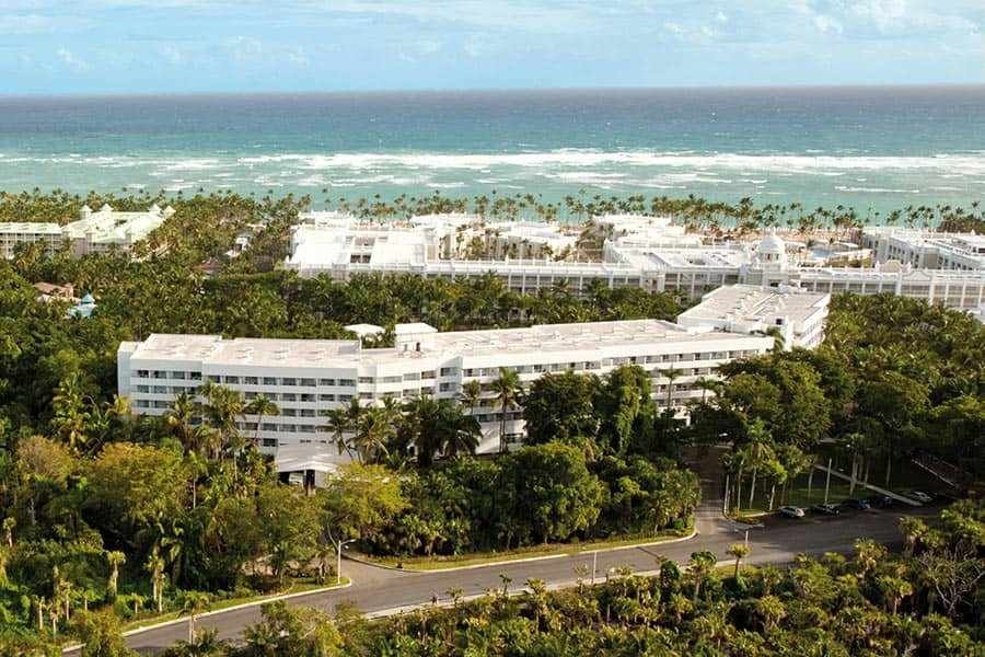 Отель Riu Naiboa, Пента Кана, Доминикана
