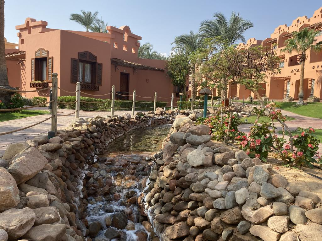 Отель Nubian Island, Шарм, Египет
