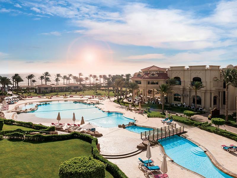 Отель Rixos Sharm El Sheikh, Шарм, Египет