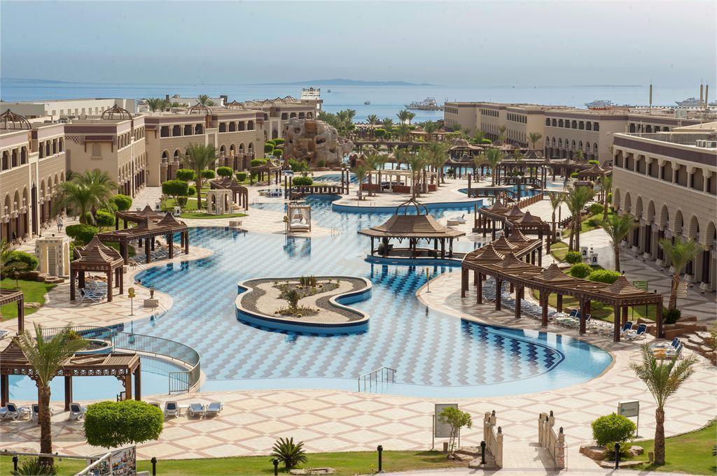 Отель Sentido Mamlouk Palace Resort, Хургада, Египет
