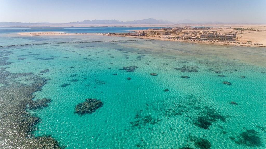 картинка фотография курорта Сома-Бей в Египте