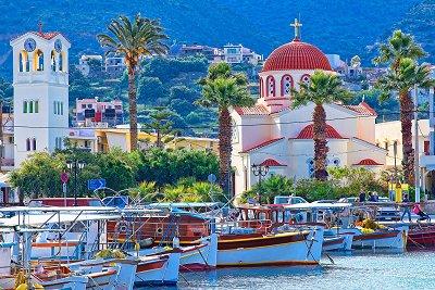 Элунда, Греция