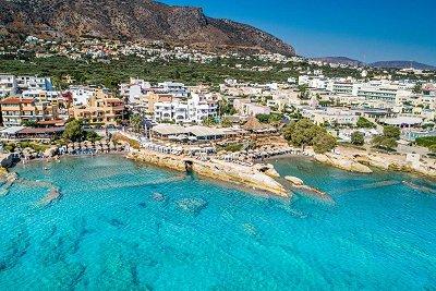 Херсониссос, Греция