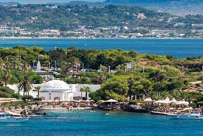 Калифея (Калитея), Родос. Греция