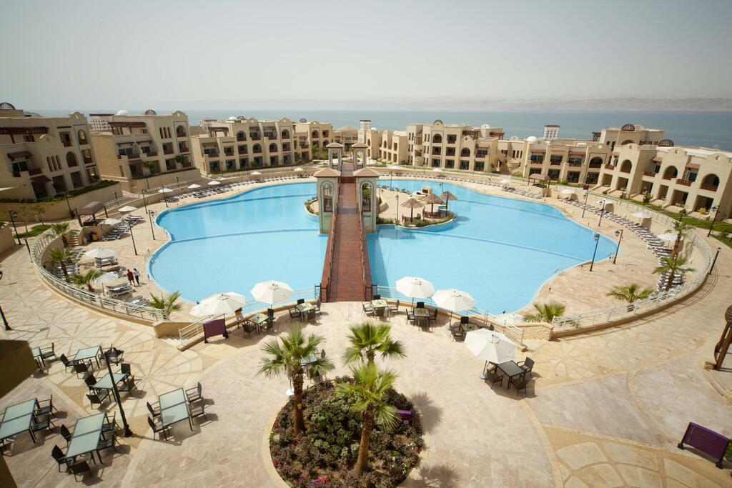 Отель Crowne Plaza Dead Sea Resort & Spa, Мертвое море, Иордания