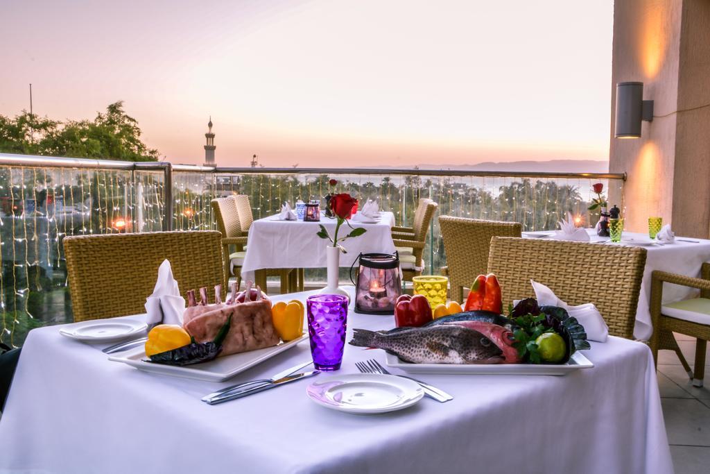 Отель Hilton Hotel Aqaba Double Tree, Акаба, Иордания