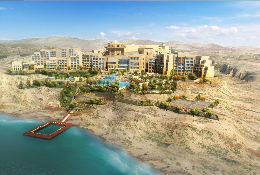 Отель Hilton Dead Sea Resort & Spa, Мертвое море, Иордания