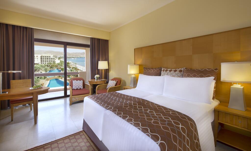 Отель Intercontinental Aqaba, Акаба, Иордания