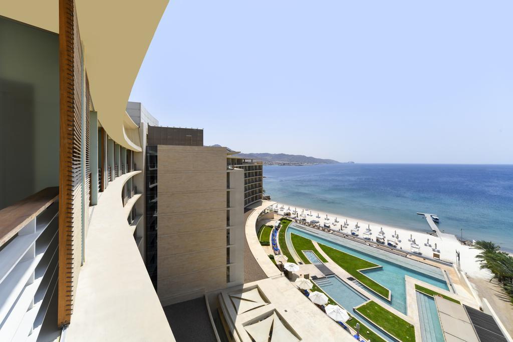 Отель Kempinski Aqaba, Акаба, Иордания