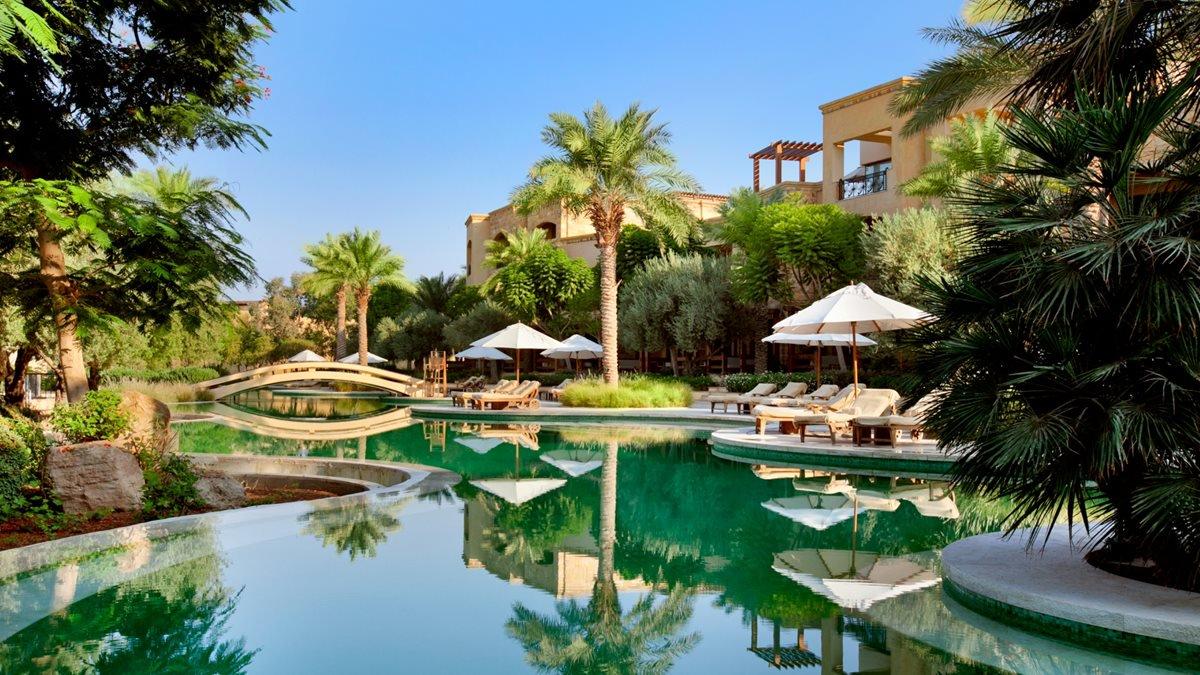 Отель Kempinski Ishtar Dead Sea, Мертвое море, Иордания