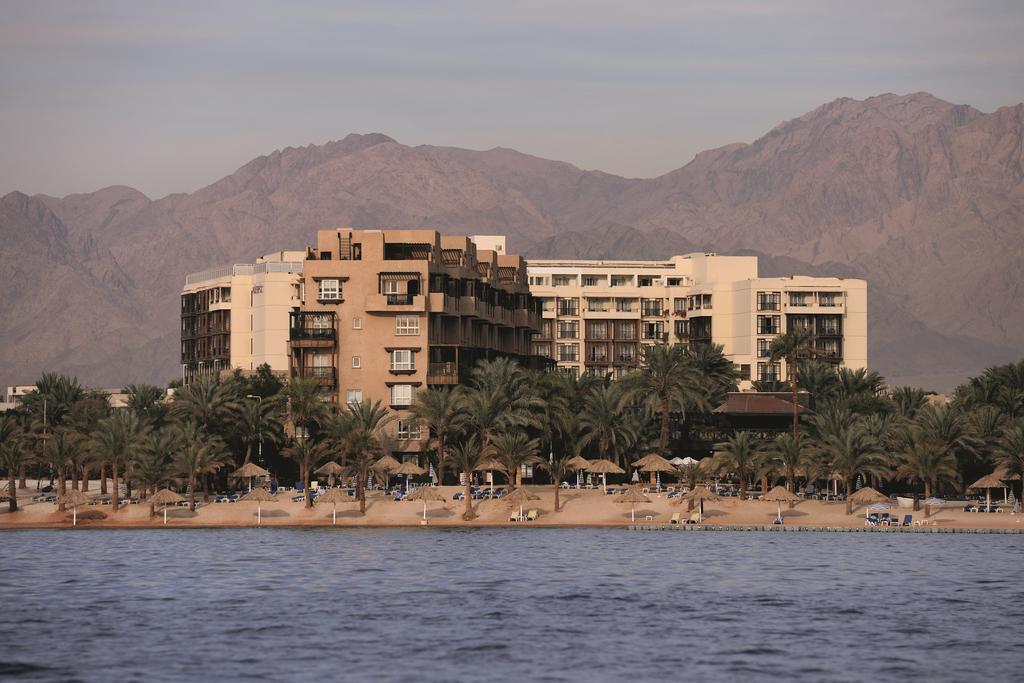 Отель Movenpick Resort Aqaba, Акаба, Красное море, Иордания