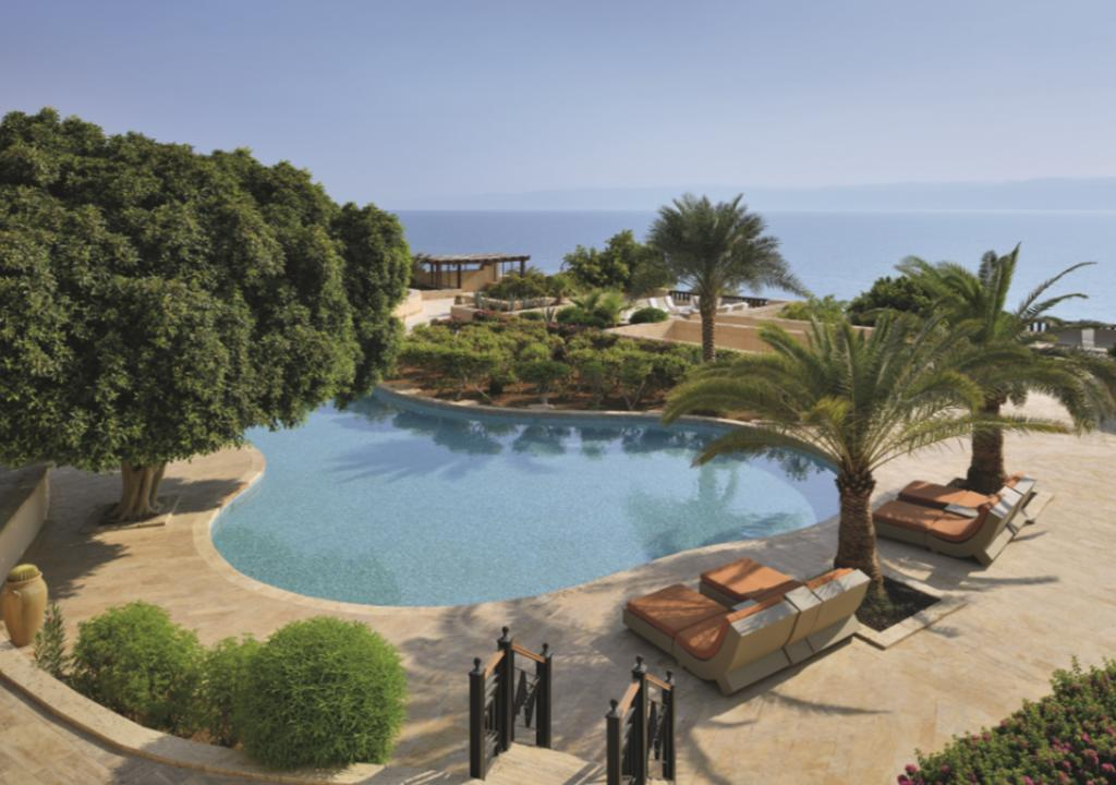 Отель Movenpick Dead Sea Resort And Spa, Мертвое море, Иордания