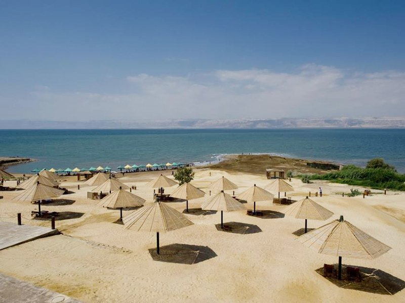 Отель Ramada Dead Sea, Мертвое Море, Иордания