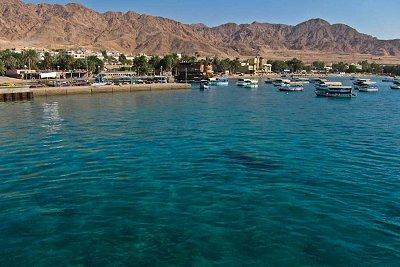 Красное море, Иордания