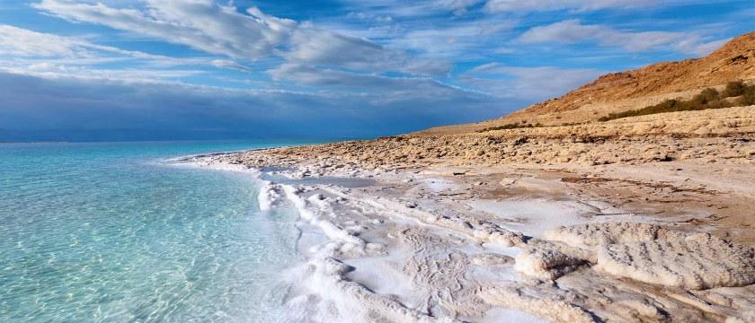 Мёртвое море в Иордании