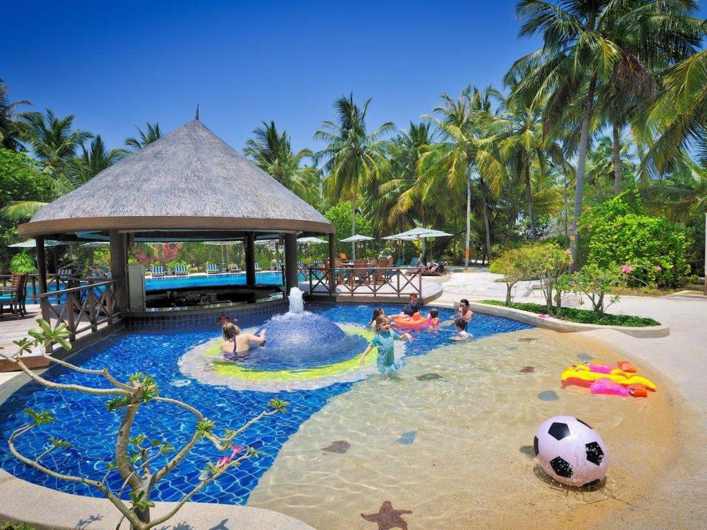 Отель Bandos Island Resort, Мальдивы