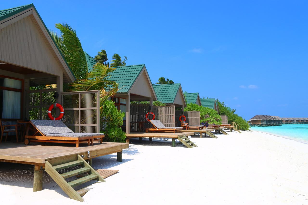 Отель Meeru Island Resort, Мальдивы
