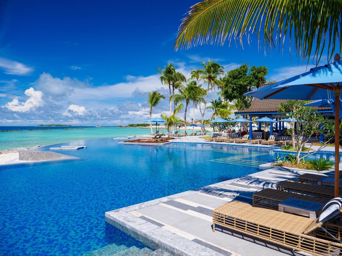 Отель Saii Lagoon, Мальдивы