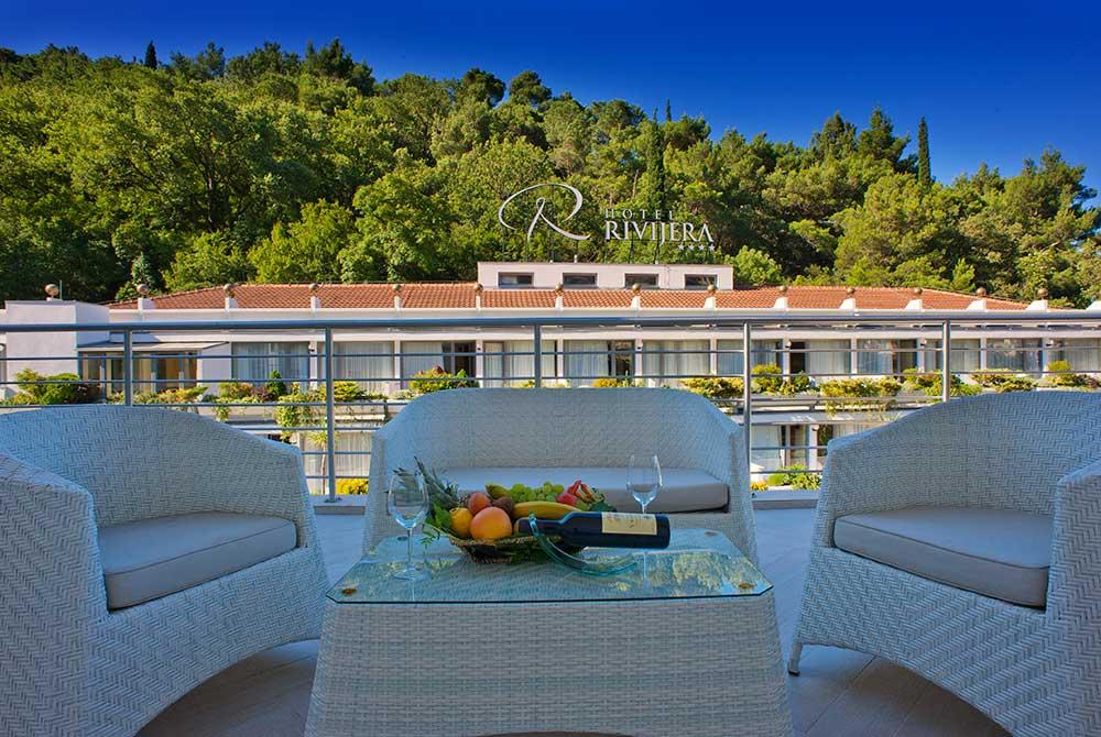 Отель Rivijera Hotel, Петровац, Черногория