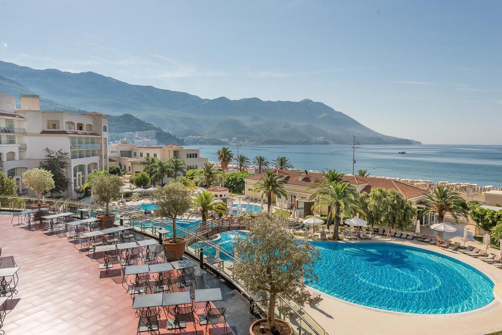 Отель Splendid Conference & Spa Resort, Бечичи, Черногория