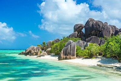 остров Ла Диг, Сейшелы