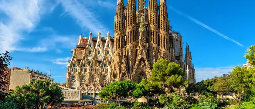 Испания, туры в Барселону
