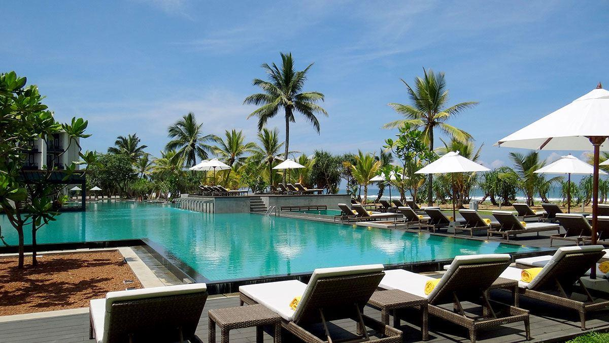Отель Centara Ceysands Resort & Spa, Бентота, Шри Ланка