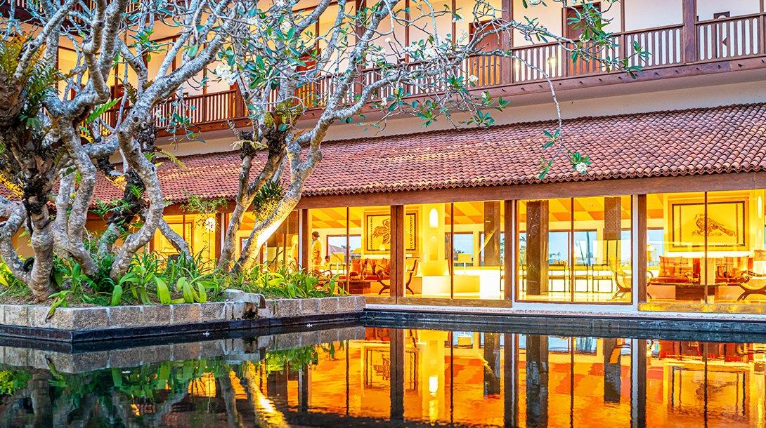 Отель Cinnamon Bentota Beach, Бентота, Шри-Ланка