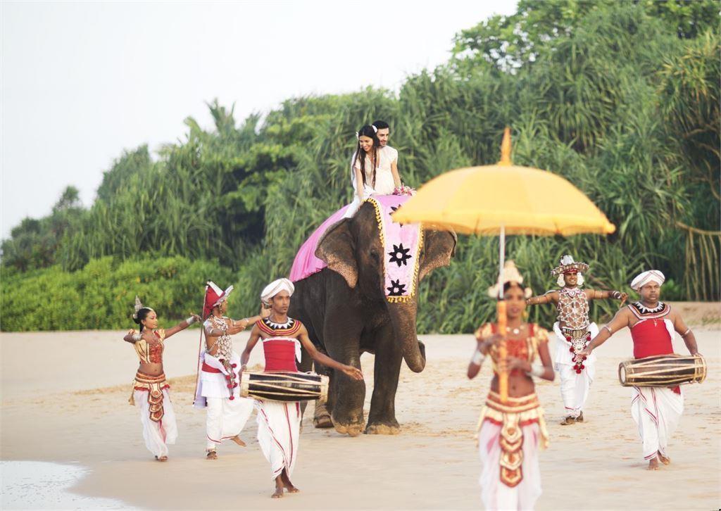 Отель Taj Bentota, Бентота, Шри Ланка