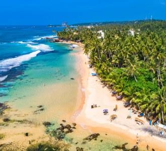 Северо-восток Шри-Ланки