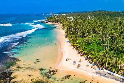 Северо-восточное побережье, Шри-Ланка