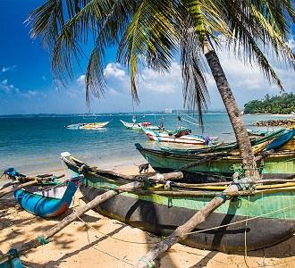 Запад, Юго-запад, Юг Шри-Ланки