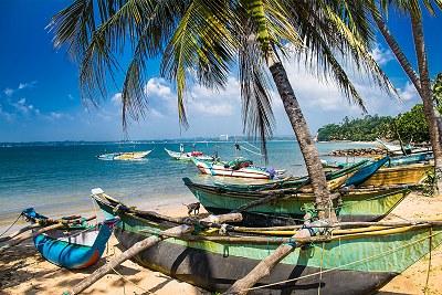 Юго-Западное и Южное побережье, Шри-Ланка