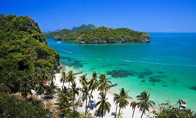 о. Самуи, Таиланд