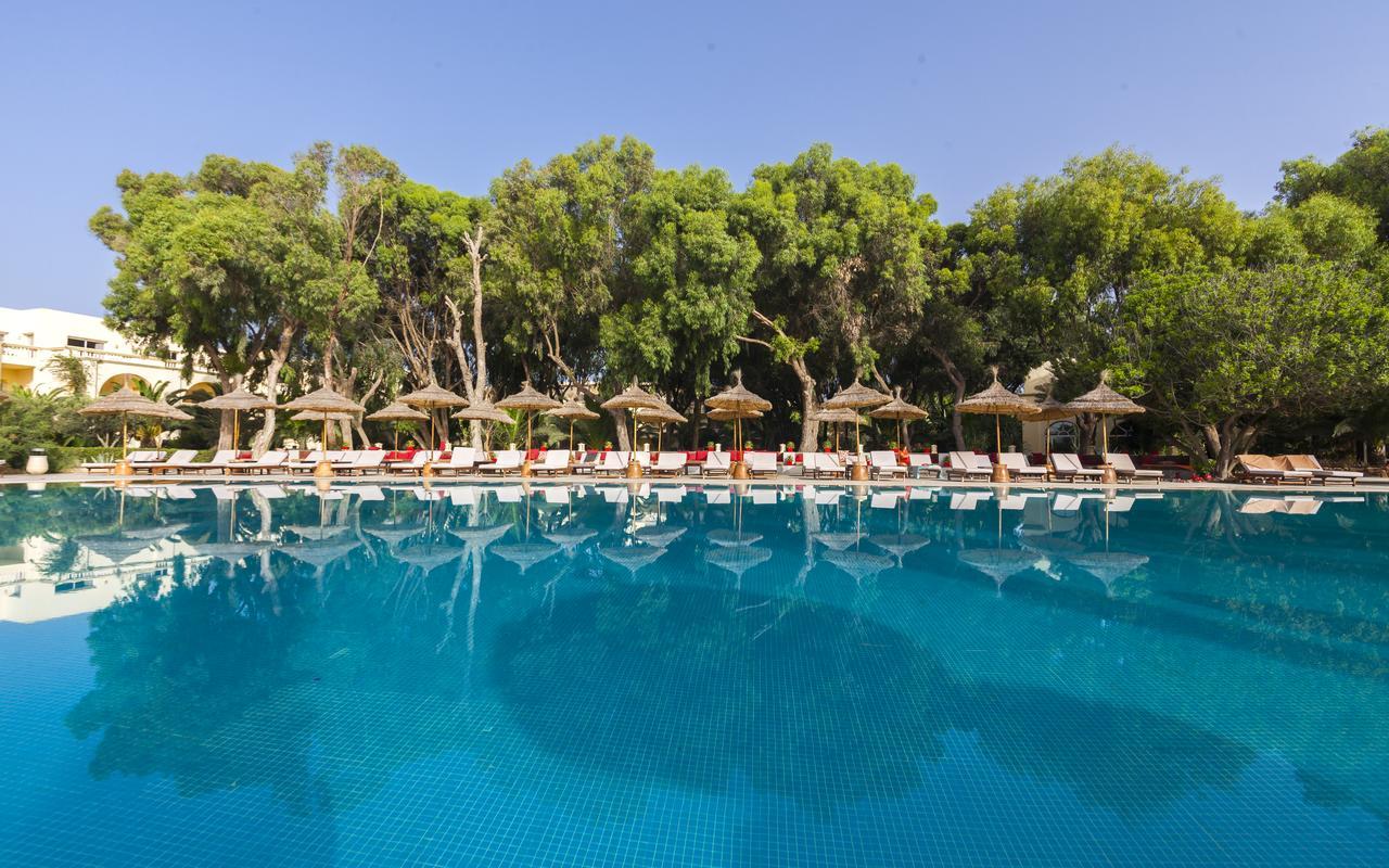 Отель Africa Jade Thalasso, Хаммамет, Тунис