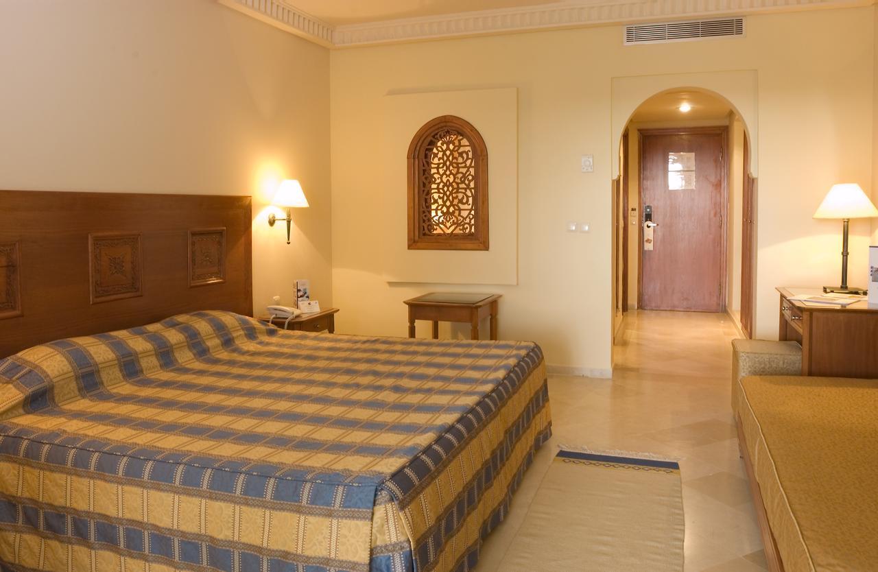 Отель Alhambra Thalasso, Хаммамет, Тунис